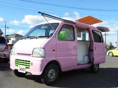 エブリイ 移動販売車・移動式プチカフェ仕様 エアコン パワステ(スズキ)