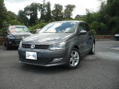 VW ポロアクティブ2 ブルーモーションテクノロジー 1オーナ車