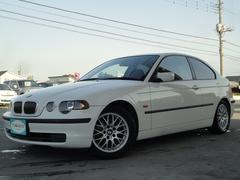 BMW316ti隣市オーナETCキーレスx2サンルーフ純16アルミ