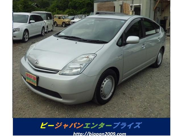 toyota prius ex 2010 silver 119 000 km details japanese used cars g. Black Bedroom Furniture Sets. Home Design Ideas