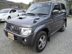 キックスRX パートタイム4WD ターボ キーレス