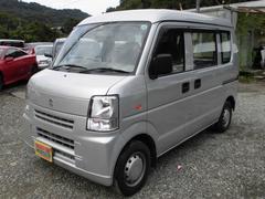 エブリイPA 4WD 5速MT タイミングチェーン エアコン