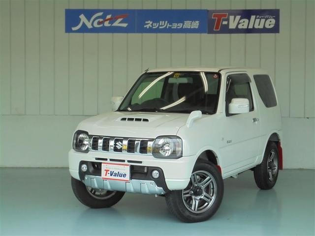 装備充実のオフロード4WD車!申し訳ございませんが、群馬県内の方への販売となります。