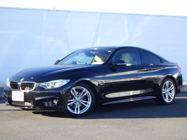 BMW 4シリーズ 420iクーペ Mスポーツ ワンオーナー レザ...