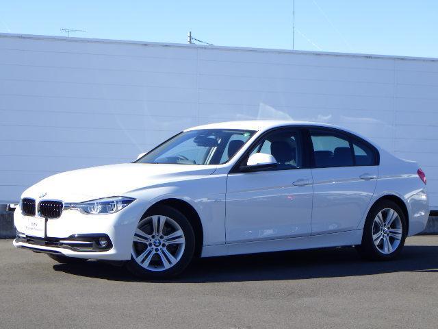 BMW 3シリーズ 320i スポーツ 元試乗車 ACC ドライビ...