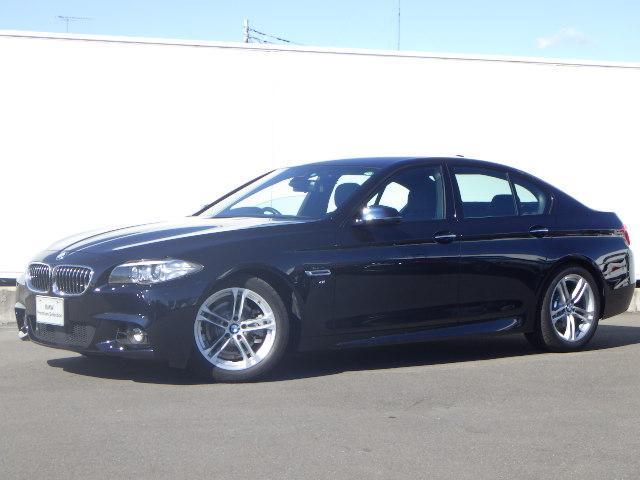 BMW 5シリーズ 523i Mスポーツ 元試乗車 ACC ドライ...