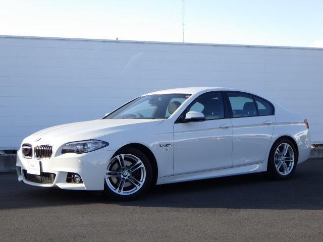 BMW 5シリーズ 523i Mスポーツ ACC ドライビングアシ...