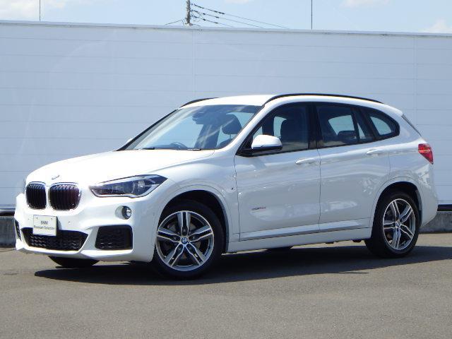 BMW X1 sDrive 18i Mスポーツ 弊社元試乗車  (...