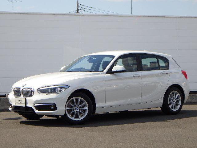 BMW 1シリーズ 118dスタイル LEDヘッドライト ACC ...