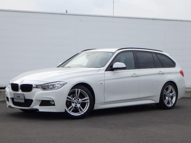 BMW 3シリーズ 320iツーリング Mスポーツ ドライビングア...