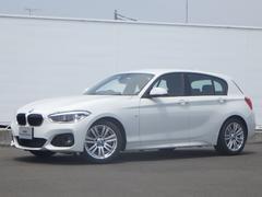 BMW118i Mスポーツ ドライビングアシスト クルコン