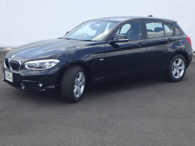 BMW 1シリーズ 118i スポーツ パーキングアシスト コンフ...