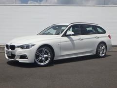 BMW318iツーリング Mスポーツ 未使用車 純正18インチ