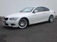 BMW335i Mスポーツパッケージ オプション19インチ