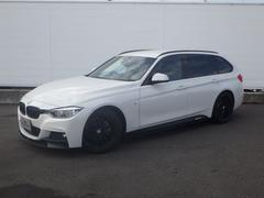 BMW320dツーリング Mスポーツ ワンオーナー ACC