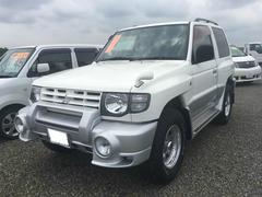 パジェロ4WD CD アルミホイール Wエアバック 背面タイヤ
