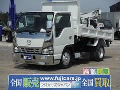 タイタントラック積載2t フルワイドロー 強化ダンプ 全低床 スムーサー5速