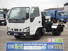 マツダ タイタントラック 4.8D脱着式コンテナ専用車 積載2t 4.8L