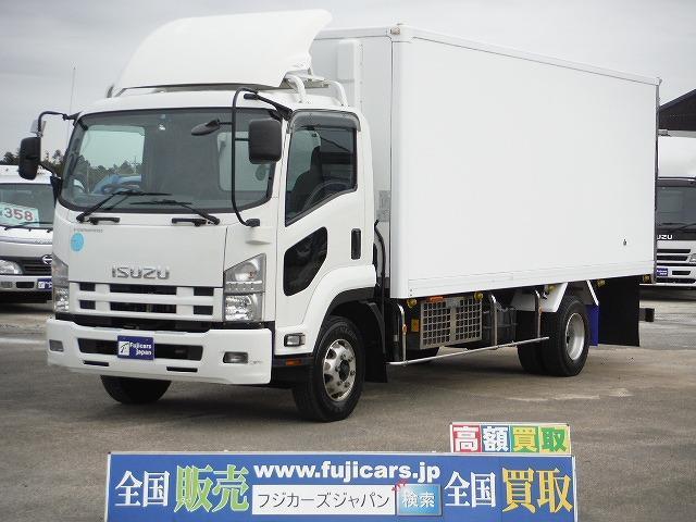 いすゞ フォワード 冷凍冷蔵車5.2DT 積載3.6t 東プレ−3...