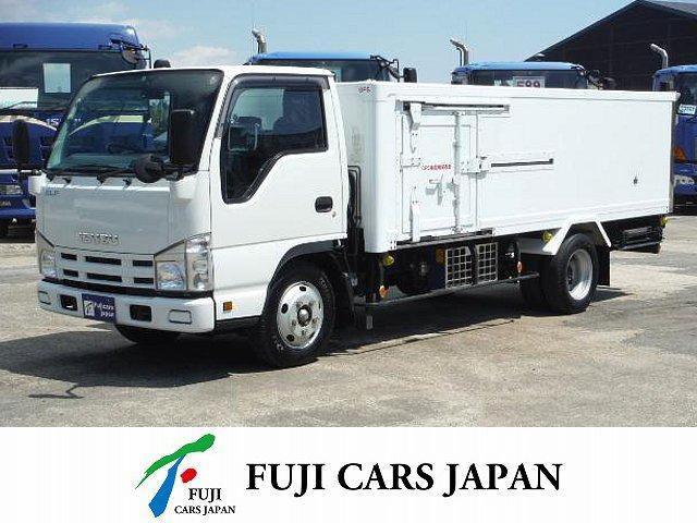 いすゞ エルフトラック トプレック製冷凍・冷蔵車−5℃ 3.0DT...