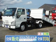 エルフトラック3.0DTローダーダンプ 新明和 積載3t ラジコン