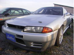 スカイラインGTS−tタイプM テイン車高調 社外マフラー 350ps