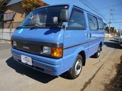 ボンゴバンガソリン車 4WD 5速マニュアル 4ナンバー フル装備
