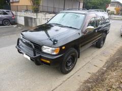 テラノガソリン 4WD 1ナンバー 背面タイヤ フル装備