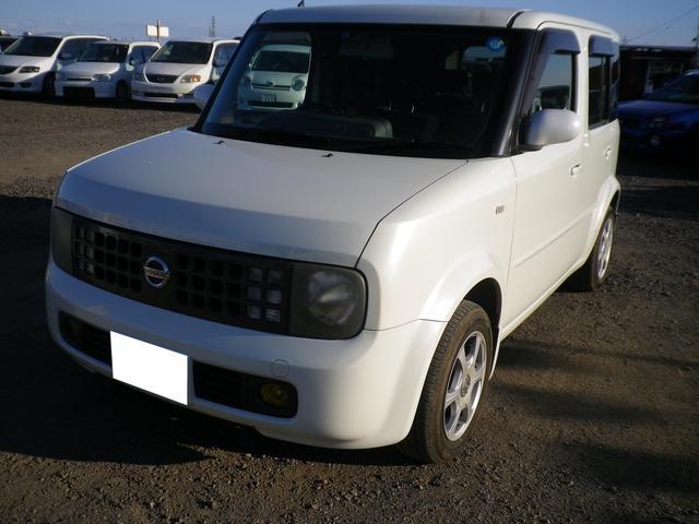 インテリキー、社外ホイール。4WD.支払い総額24万円。車検2年付き。