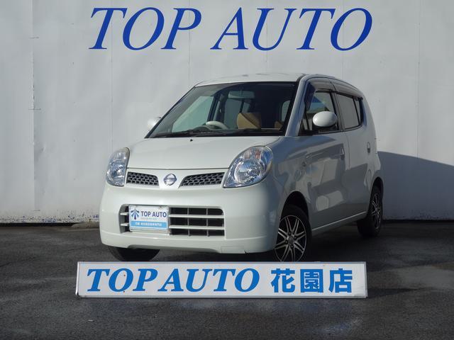 日産 モコ S キーレス 社外アルミホイール CD ベンチシート ...