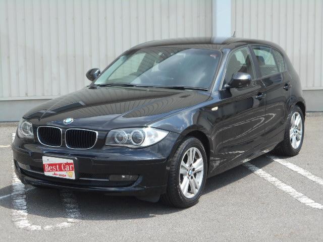 BMW 1シリーズ 120iナビ ETC プッシュスタート (なし)