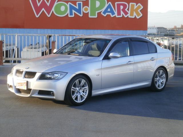 BMW 3シリーズ 320i Mスポーツパッケージ HIDヘッドラ...