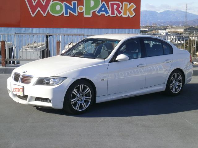 BMW 3シリーズ 320i HDDナビ プッシュスタート (なし)