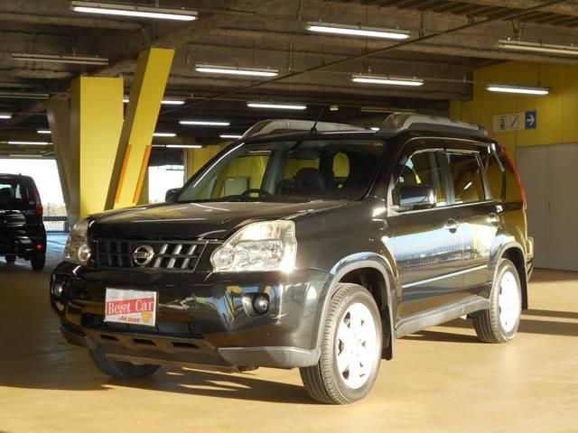 日産 20Xtt 4WD ハイパールーフレール HDDナビフルセグ