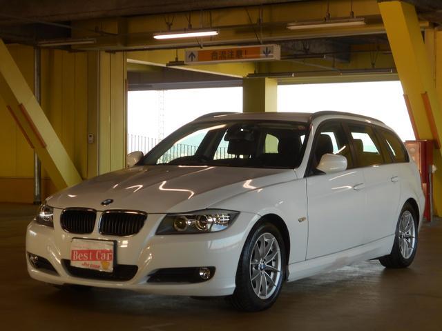 BMW 3シリーズ 320iツーリング HDDナビ HID キ−フ...