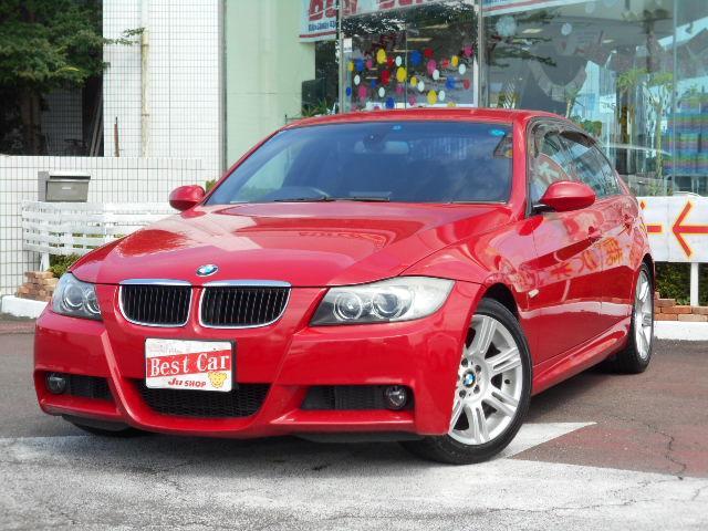 BMW 3シリーズ 320i Mスポーツパッケージ 社外ナビ ET...