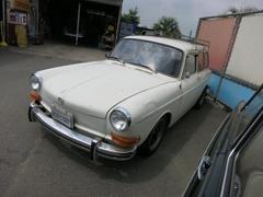 VW タイプIIIロングノーズバリアント 右 4速 ローダウン ボロルック