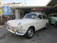 VW タイプIIIバリアント オートマ ツインキャブ ルーフキャリア
