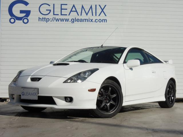 Photo Of TOYOTA CELICA TRD SPORTS M / Used TOYOTA
