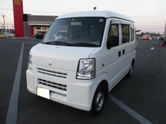 エブリイPC 国産新品タイヤ交換済 フル装備 ハイルーフ キーレス