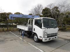 タイタントラックワイドロング 3.2t 4段 ラジコン クレーン タダノ