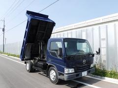 タイタントラックワイド 4t ダンプ エンジンいすゞ
