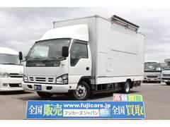 エルフトラック 移動販売車 キッチンカー ケータリングカー(いすゞ)