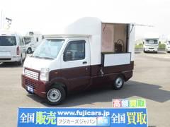 スクラムトラック 機動販売車 ケータリングカー キッチンカー(マツダ)