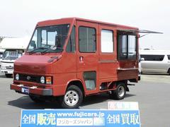 クイックデリバリー 移動販売車 キッチンカー ケータリングカー(トヨタ)