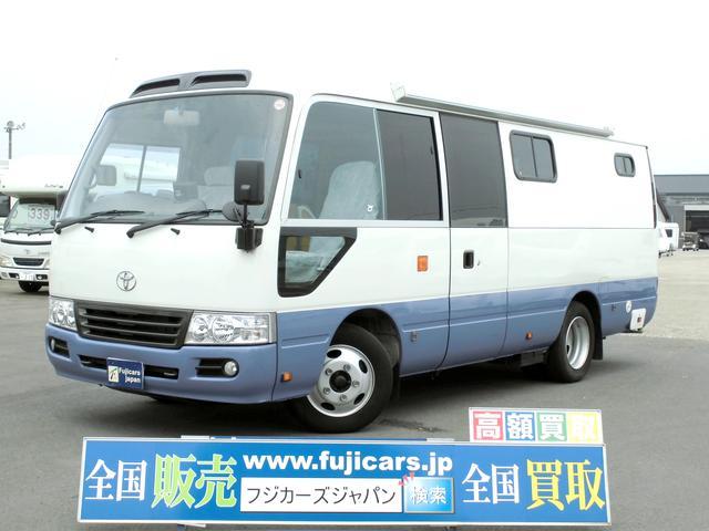 トヨタ バスコン オリジナルキャンパー