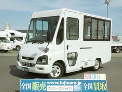 ビギン 移動販売車ベース ディーゼル 1ナンバー(いすゞ)