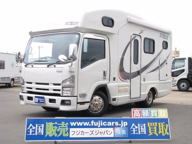 いすゞ エルフトラック キャンピングカー AtoZ ビーカム アル...