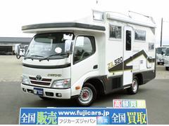カムロードバンテック ZIL520ディーゼル4WD キャンピングカー