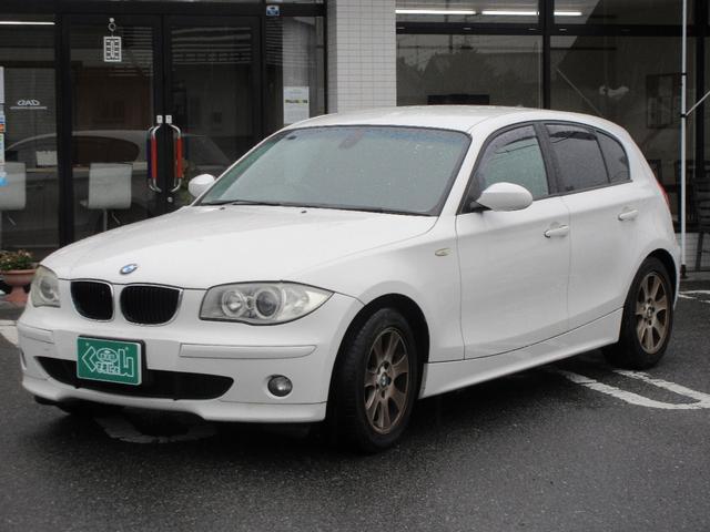 BMW 1シリーズ 118i (車検整備付)